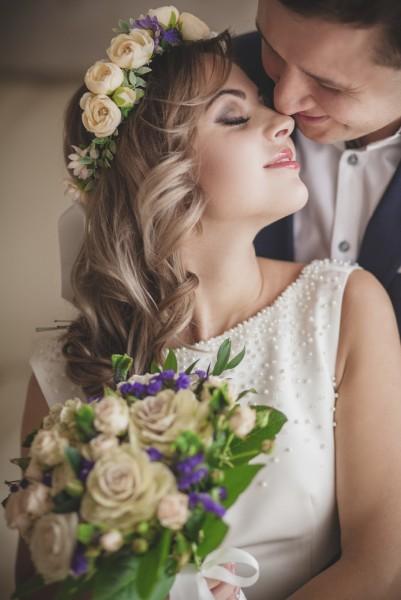 smile kiss bride lips hugs