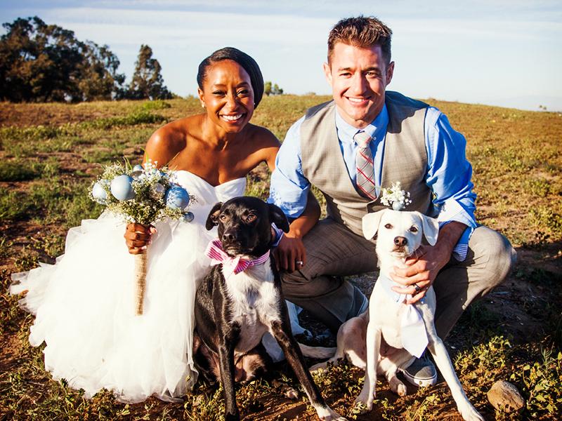 ペット 演出 結婚式. 153. 153. ペットも大切な家族の一員。