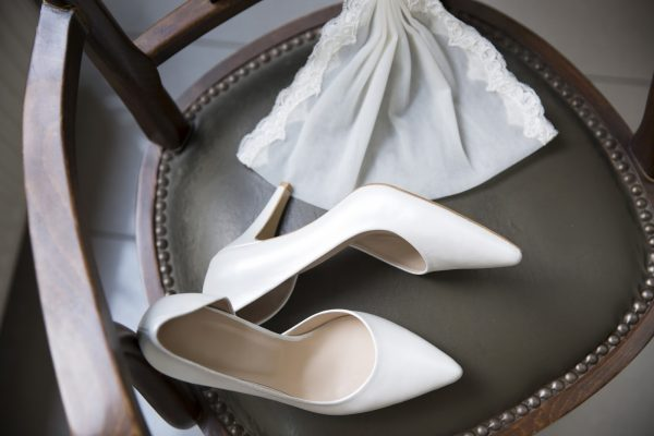 Bride's Wedding ShoesBride's Wedding Shoes