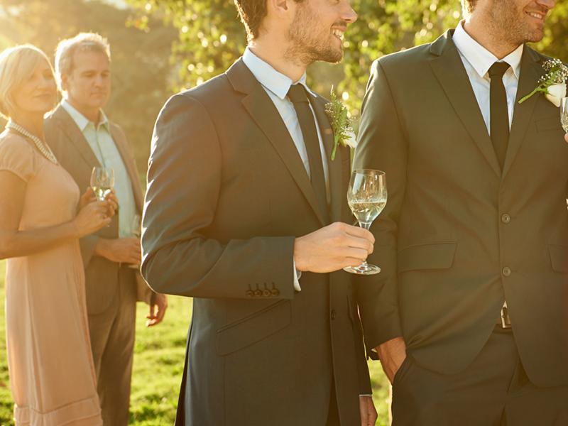 結婚式の男性マナー】スーツ(服装)・靴・時計等お悩みまとめて