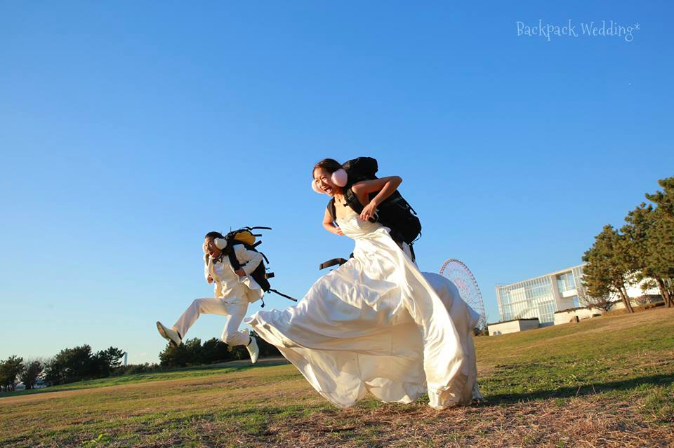 (1)Backpack Weddingとは